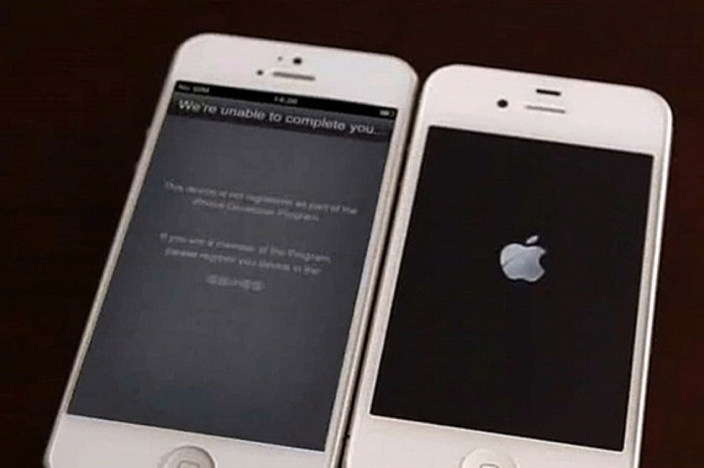 Iphone5reak