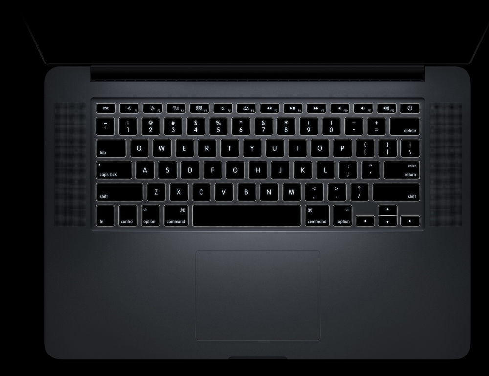 Macbookpro backlight