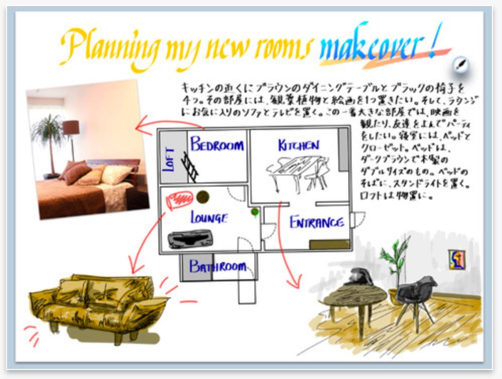 MetaMoJi、iPad用手書きノートアプリ「Note Anytime」リリース