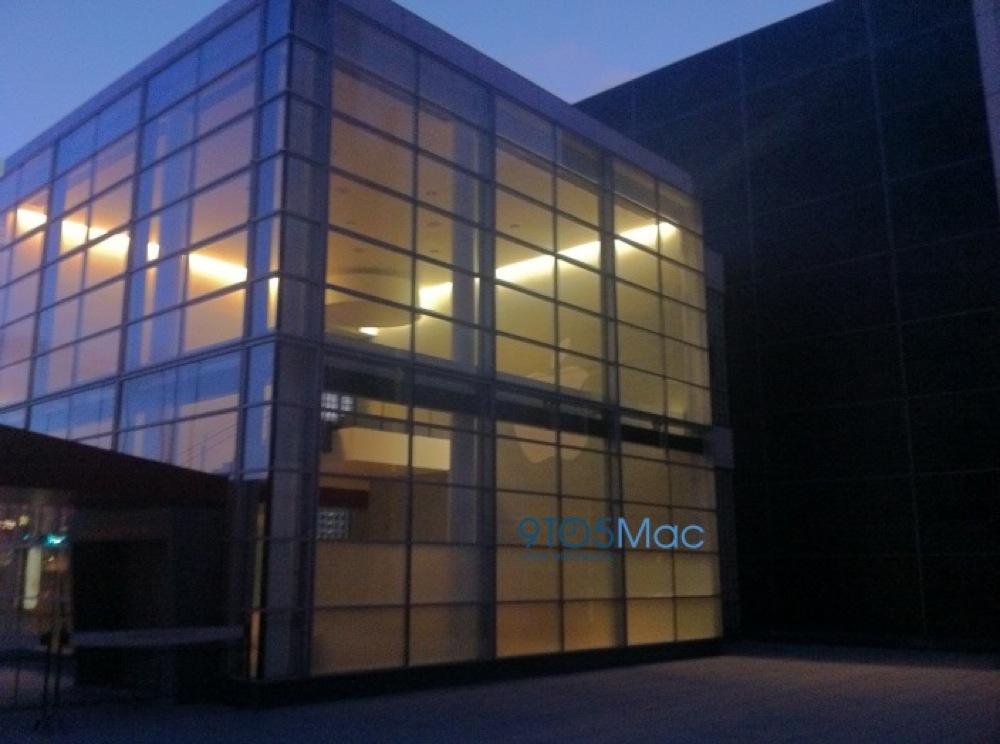Apple、9月12日のイベントに向けYerba Buena Centerで準備を開始