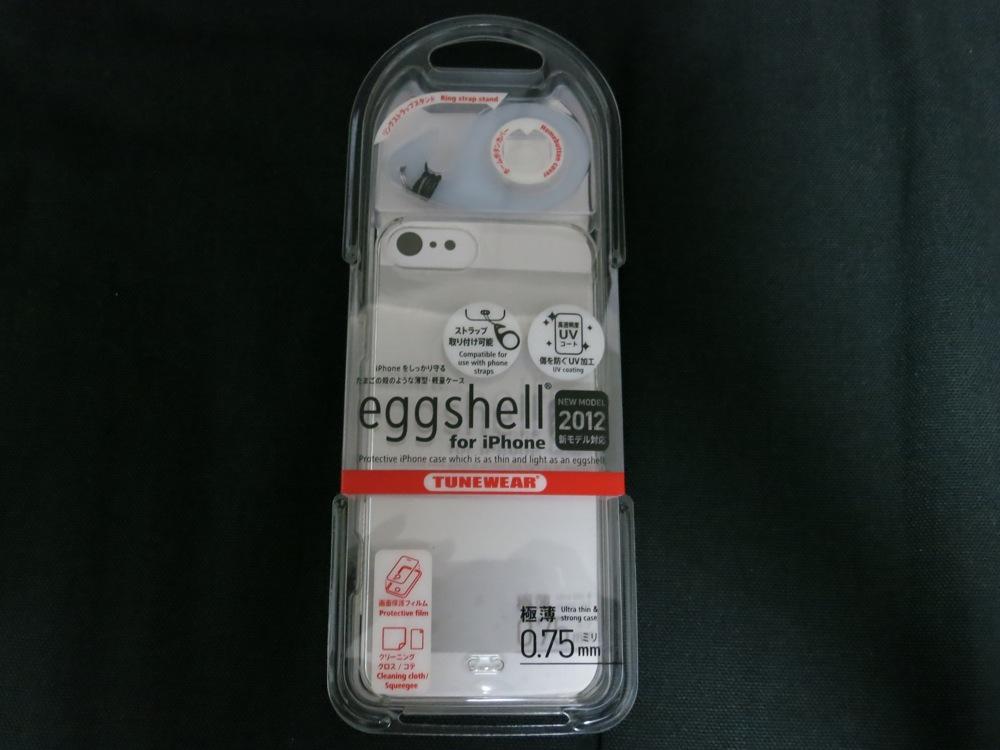 フォーカルポイントのiPhone 5用ケース「TUNEWEAR eggshell for iPhone 5」を試してみる