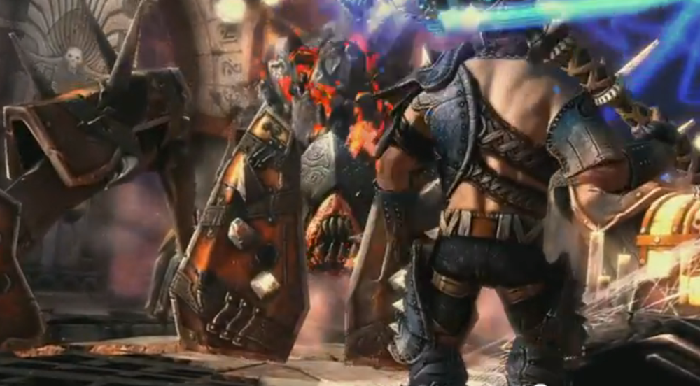 「Infinity Blade: Dungeons」の開発が正式に中止に