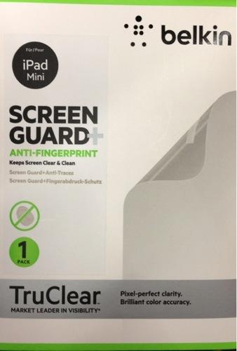 アクセサリメーカーのBelkin、Brenthavenが「iPad mini」用アクセサリを準備か!?