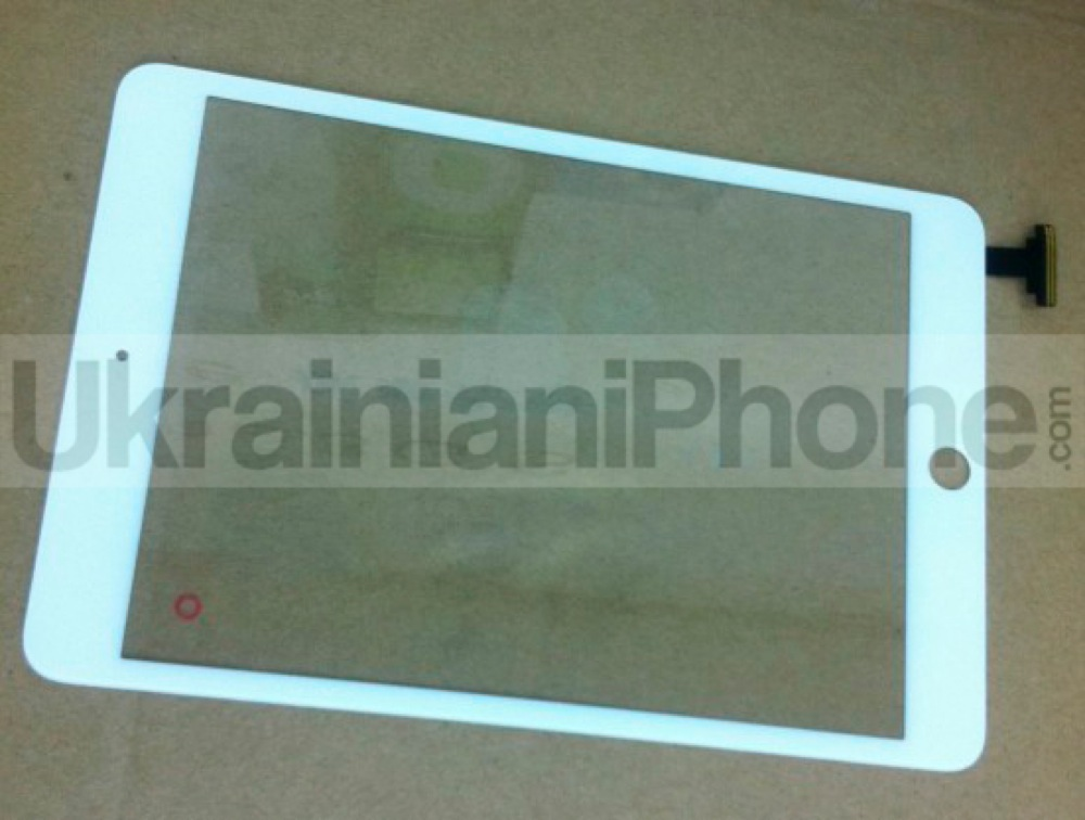 Ipad mini touch screen