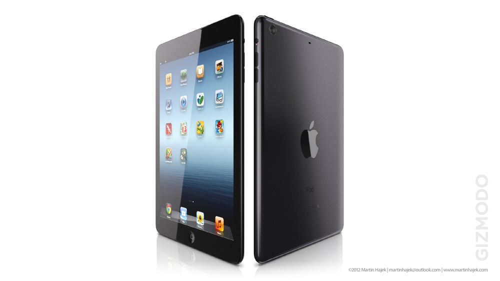 Ipadmini renda black