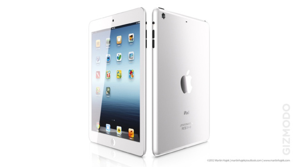 Ipadmini renda white
