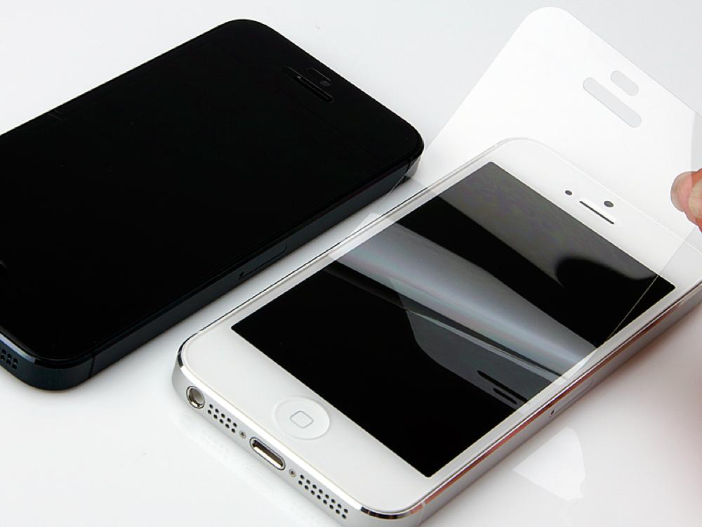 マイクロソリューション、「iPhone 5」対応保護フィルム「PRO GUARD」シリーズを発売