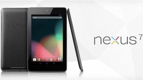 Googleの「Nexus 7」のターゲットは「iPad」ではなく、Microsoftの「Surface」か!?