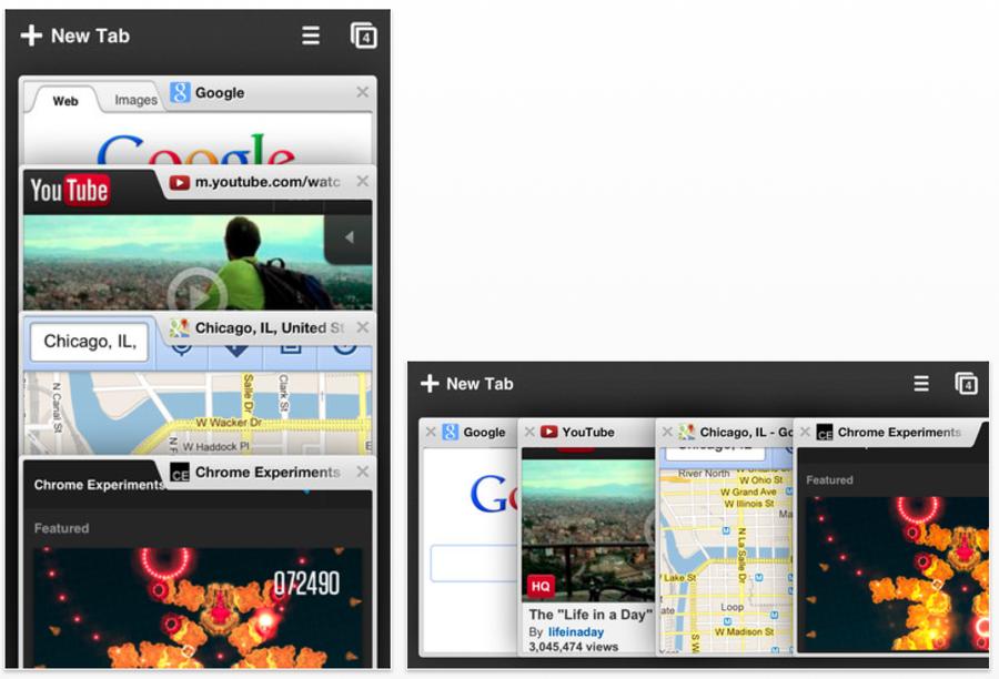 Google、いくつかの新機能を追加したiOS向けブラウザアプリ「Chrome 23.0.1271.91」リリース