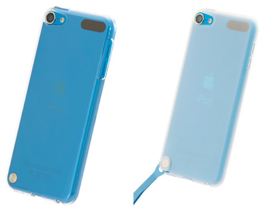 パワーサポート、「iPod touch(第5世代)」用エアージャケット、シリコーンジャケットの予約を開始