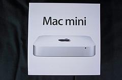 Mac mini(Mid 2011)買っちゃいました。