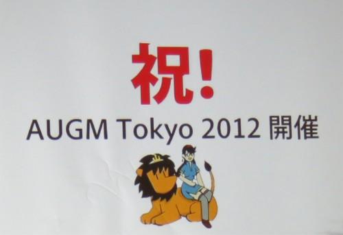 AUGM東京2012レポート・まとめ #augmtokyo
