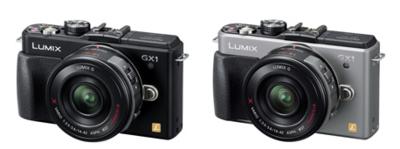 パナソニック、フラットタイプミラーレス一眼「LUMIX DMC-GX1」発表