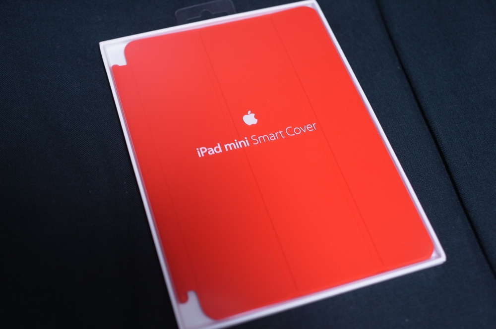 「iPad mini Smart Cover  (PRODUCT) RED」レビュー