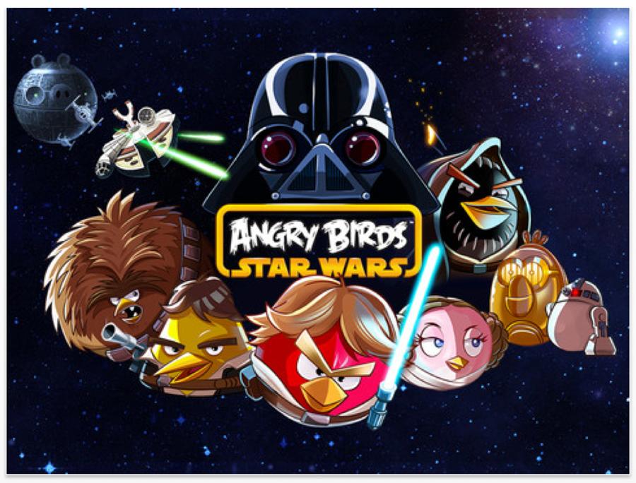 Rovio、新エピソード・ホスを追加した「Angry Birds Star Wars 1.1.0」リリース