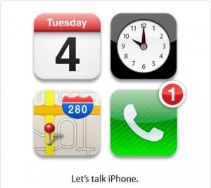 Appleが、10月4日にメディアイベント開催をすることを発表