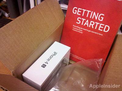 アメリカでも「iPhone 4S」が早くも届く!?