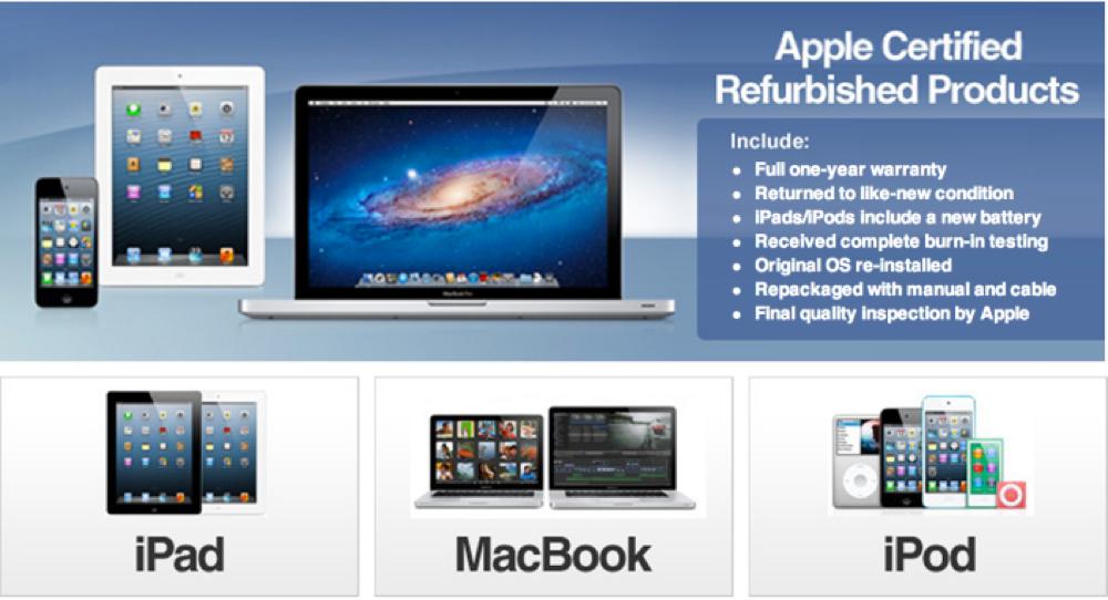 eBay、Appleの整備済製品の取り扱いを開始