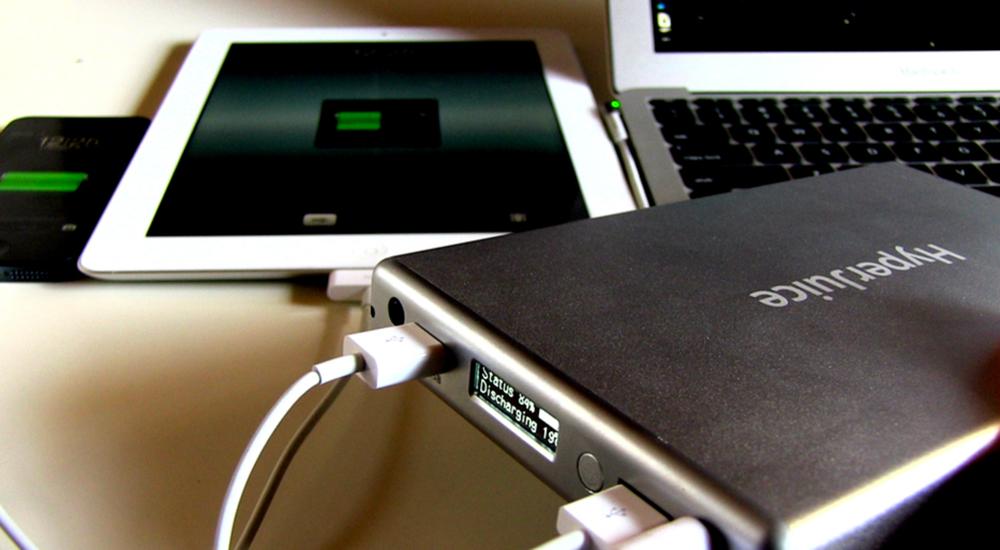 act2、MacBook 、iPad、iPhoneの3台同時チャージを実現した「HyperJuice 2」を発売