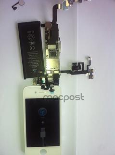 「iPhone 5」のパーツじゃなく、「iPhone 4S」のものだった!?
