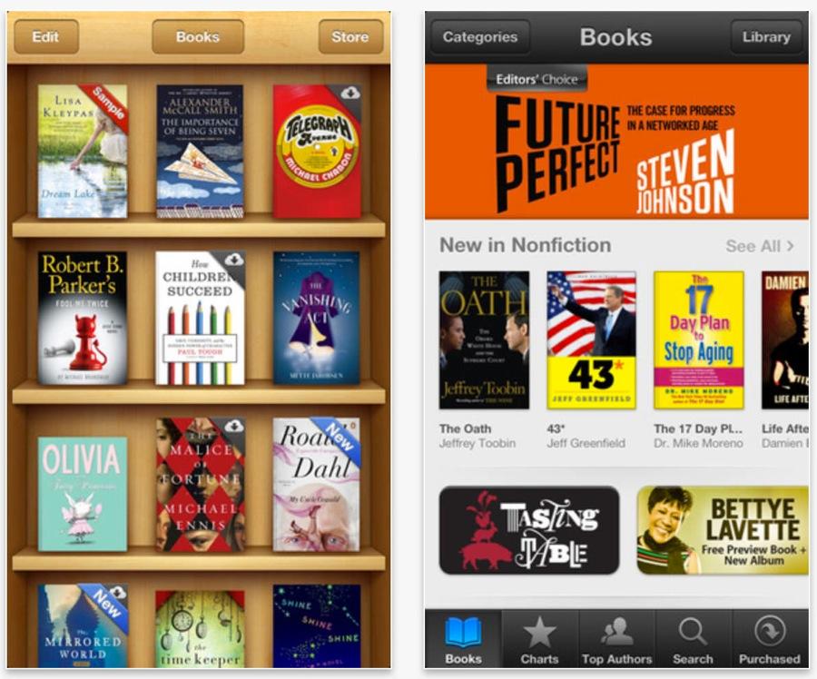 Apple、問題を修正した「iBooks 3.0.2」リリース