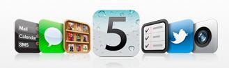 Apple、「iOS 5」リリース