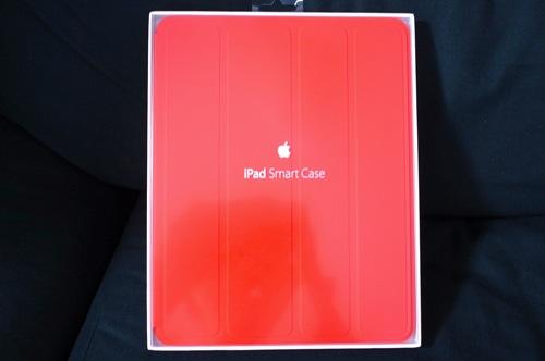 「iPad Smart Case (PRODUCT) RED」を買ってみた