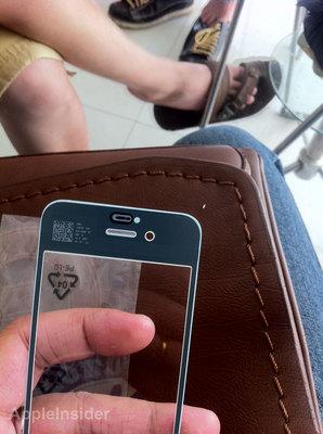 「iPhone 4S」のパーツ写真!?