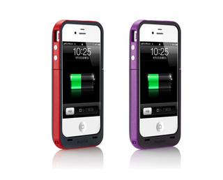 フォーカルポイントが「Juice Pack Plus for iPhone 4」の新色発表