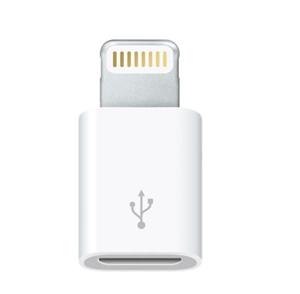 Apple Online Store、「Lightning - Micro USBアダプタ」販売開始