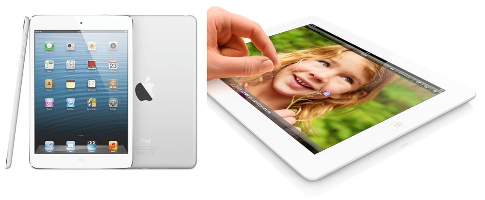ソフトバンク版「iPad (第4世代)」「iPad mini」1800MHzを追加で技適を再通過、「iPhone 5」と同様イーモバイルのLTE網を利用出来る準備が整う