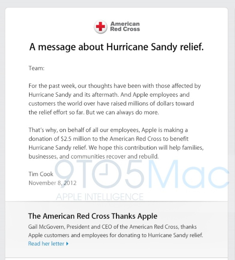 Tim cook red cross1