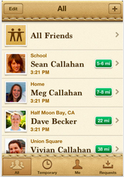 Apple、iOSアプリ「友達を探す」をリリース