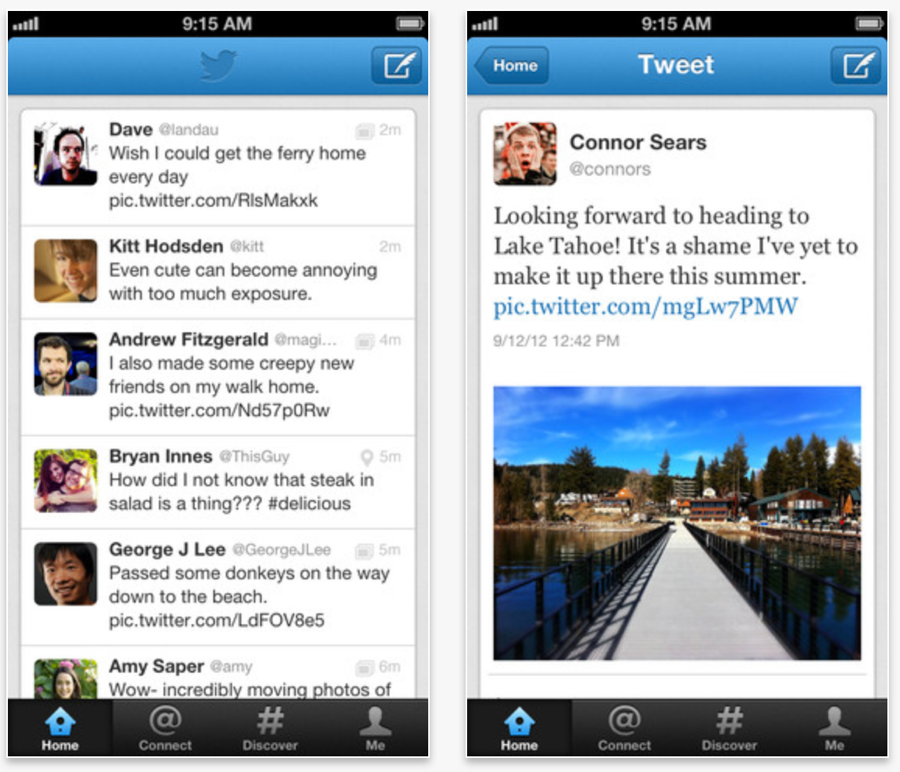Twitter、「みつける」機能を新しくするなどした公式iOSアプリ「Twitter 5.1」リリース