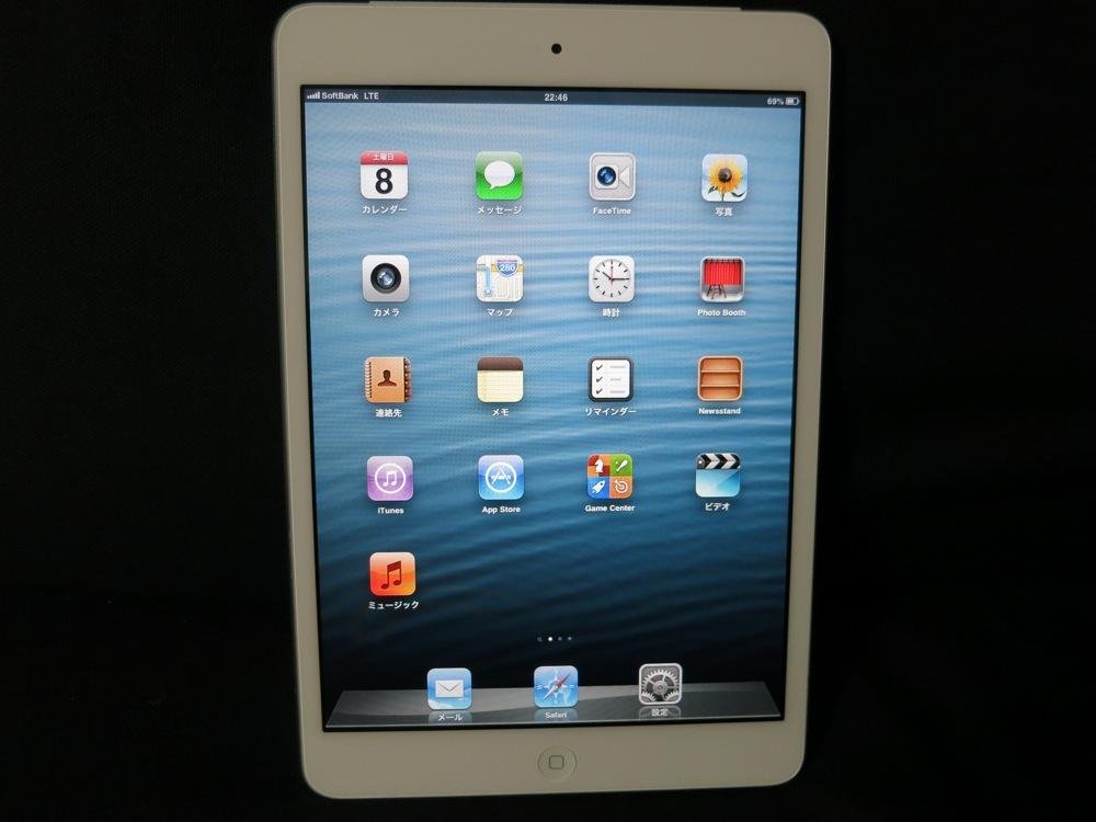 【レビュー】「iPad mini Wi-Fi + Cellular」モデルをチェック
