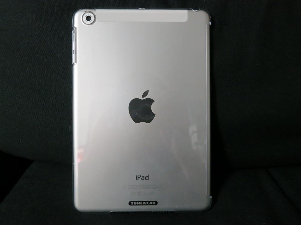 【レビュー】iPad miniケース「TUNEWEAR eggshell for iPad mini fits Smart Cover」を試してみる