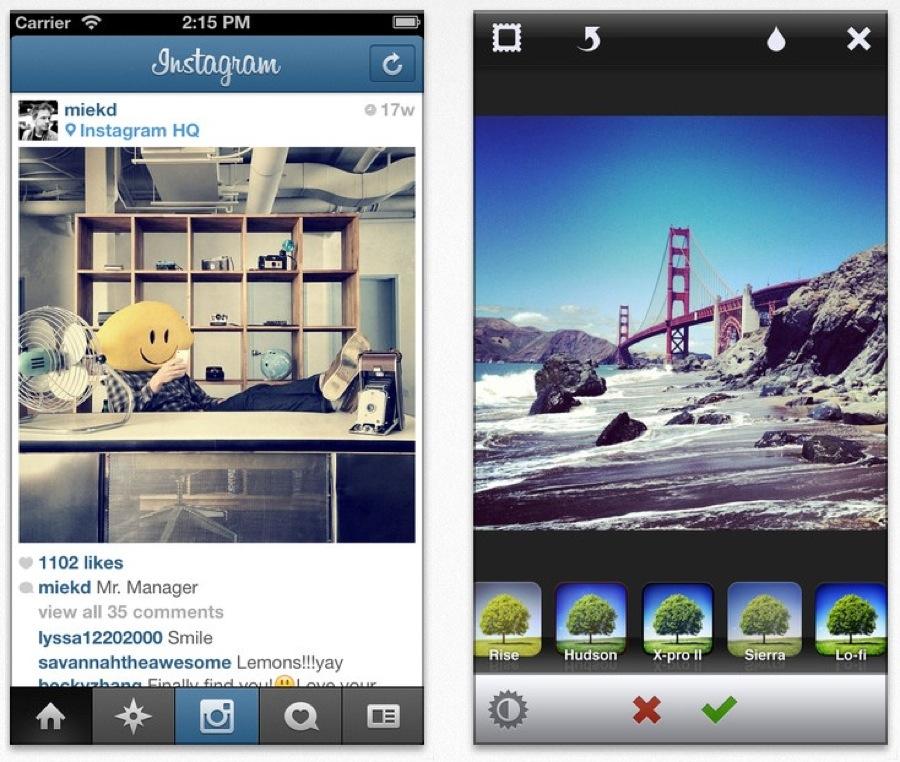 Instagram、写真投稿時に落ちるバグを修正した「Instagram 3.4.1」リリース
