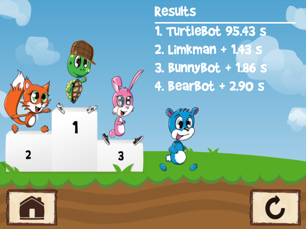 Fun race 10