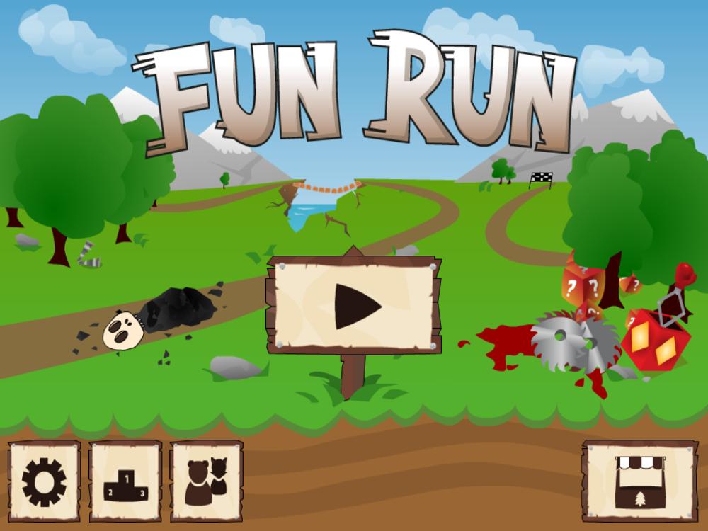 Fun race 4
