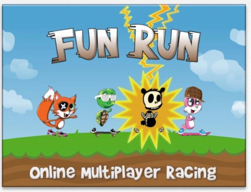 マルチプレイ・レースアプリ「Fun Run – Multiplayer Race」を試してみた