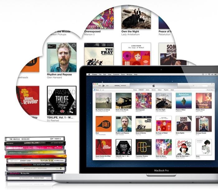 Appleの広報「iTunes Match」の日本提供時期について、「具体的な時期はまだ言える段階にない」と語る