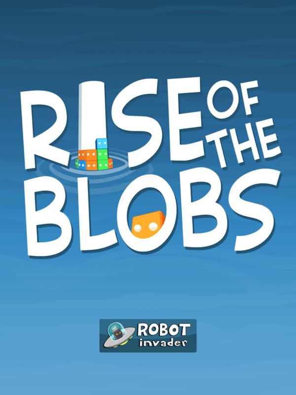 App Storeの「スタッフのおすすめ」にピックアップされたiOSアプリ「ぷにぷにパニック(Rise of blobs)」を試してみた