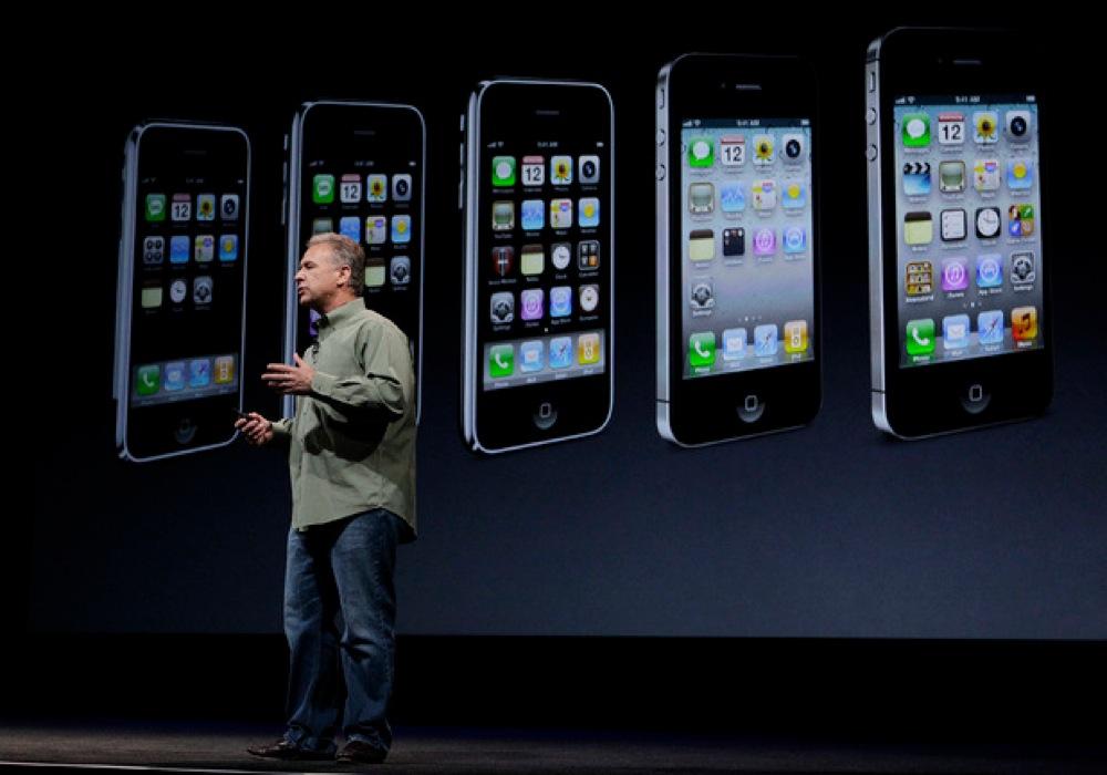 AppleのPhil Schiller氏、インタビューで「Androidソフトウェアは、iPhoneに劣る」と語る