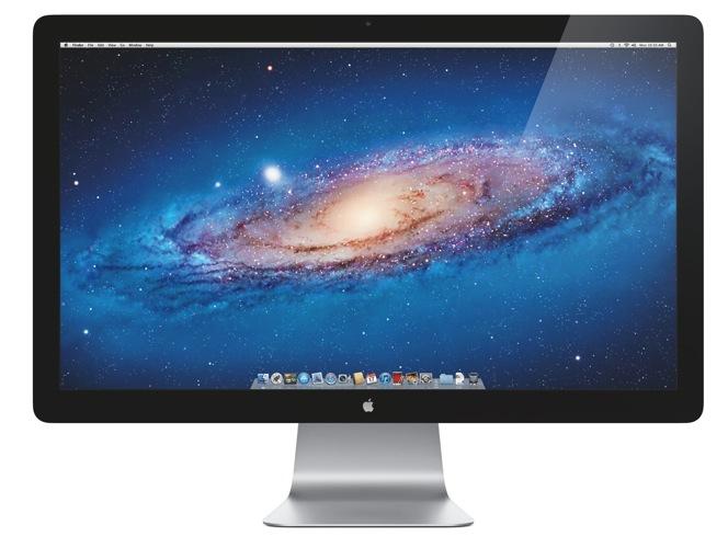 一部の販売店で「Apple Thunderbolt Display」の在庫切れに、アップデートの前兆!?