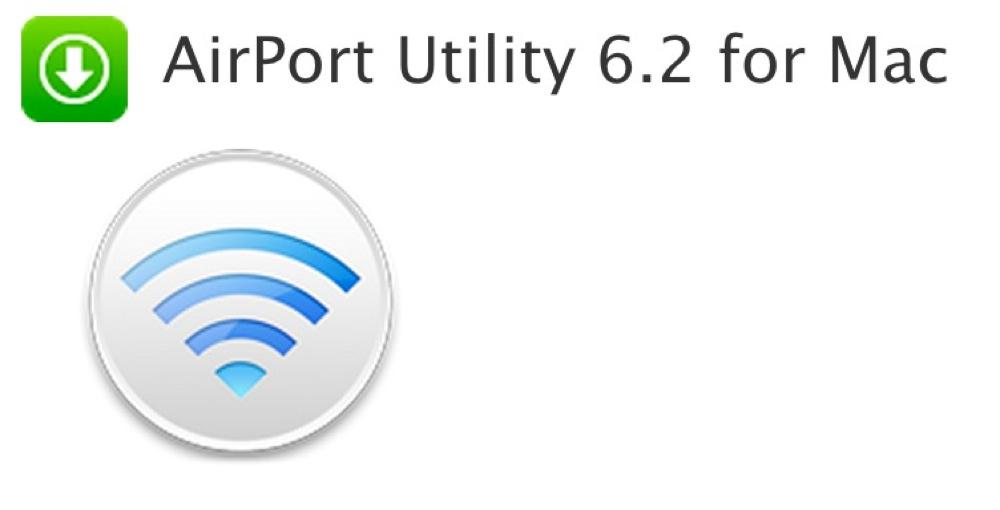 Apple、「Air Macユーティリティ 6.2」リリース