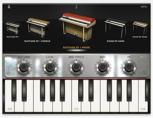 IK Multimedia、高品位エレピ音源アプリ「iLectric Piano for iPad」リリース