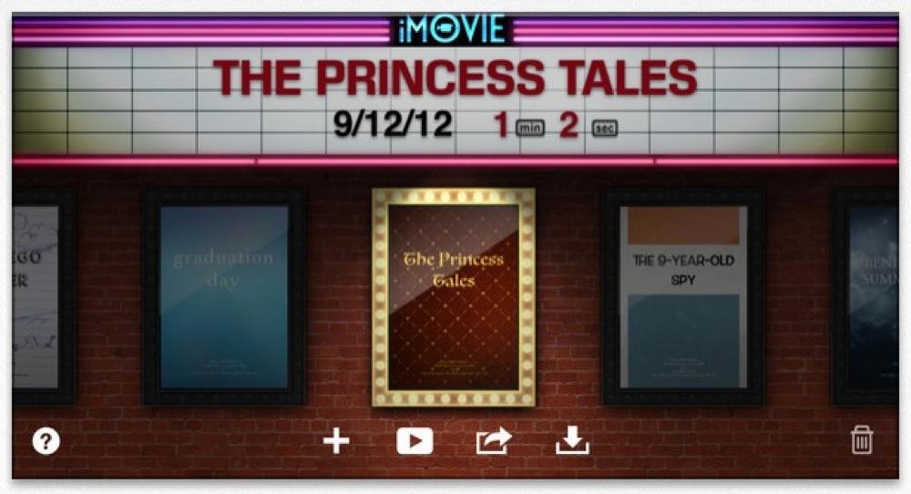 Apple、iOSアプリ「iMovie 1.4.1」リリース