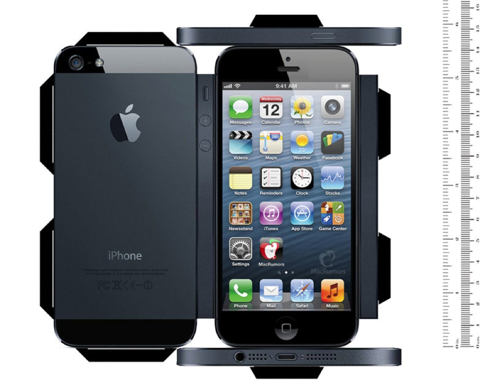 Iphone 5 inch
