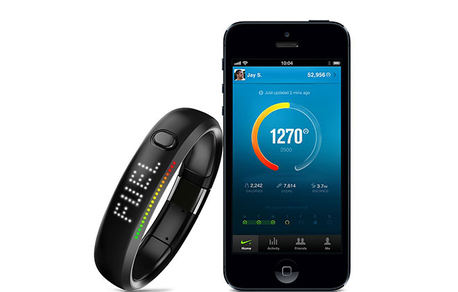 NIKE、FuelBandのAndroidアプリは提供せず、iOSにフォーカスすると明かす