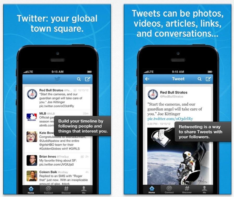 Twitter、iPhone向けに検索と見つける機能を改善するなどした「Twitter 5.3」リリース